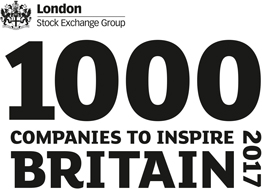 100 companies to insprie britain 2017